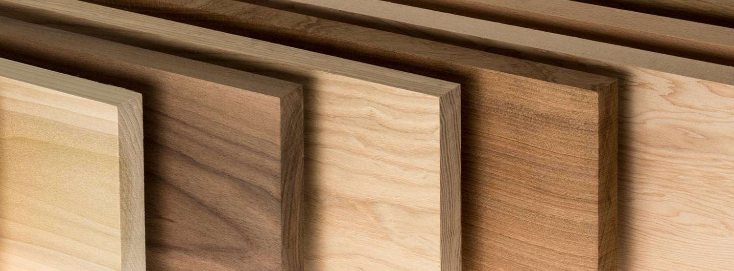 A Wide Range of Timber